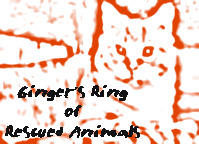Join Ginger's Ring Of Rescued  Animals